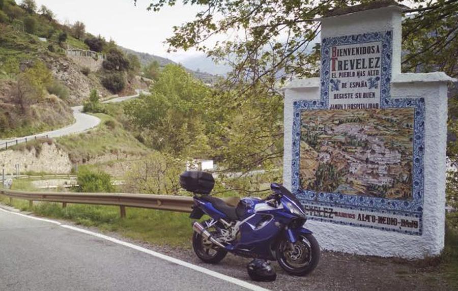 Almería Test Ride 2018