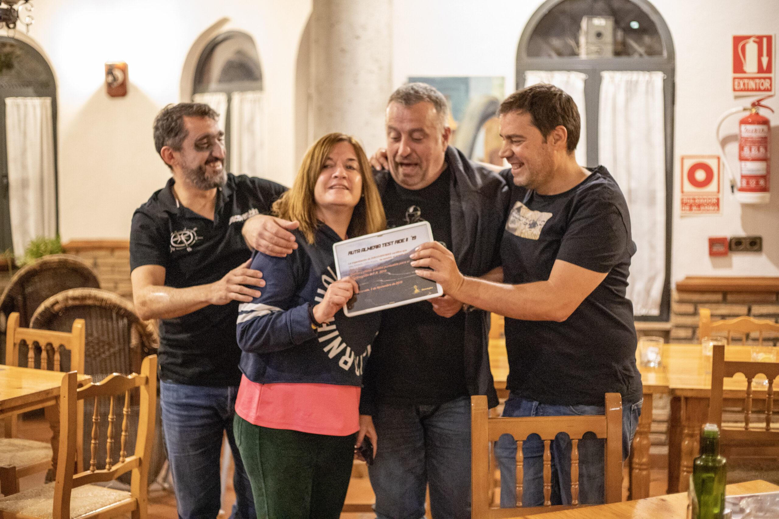 ALMERIA TEST RIDE  II 2019